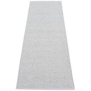 Pappelina Svea Muovimatto Grey Metallic 70x240 Cm