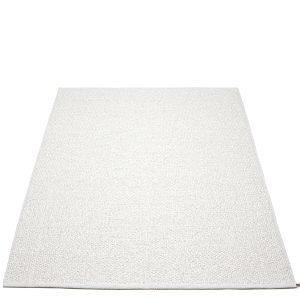 Pappelina Svea Muovimatto White Metallic 140x220 Cm