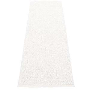 Pappelina Svea Muovimatto White Metallic 70x240 Cm