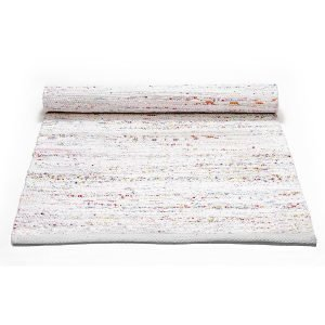 Rug Solid Cotton Matto Reuna Light Pastel Mix