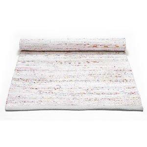 Rug Solid Cotton Matto Reuna Light Pastel Mix