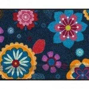Salonloewe Matto Bohemian Flowers 50x75 Cm