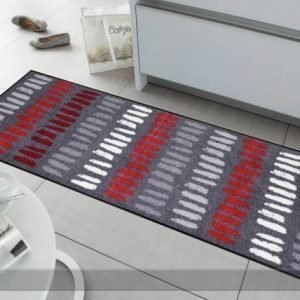 Salonloewe Matto Broken Stripes 60x180 Cm