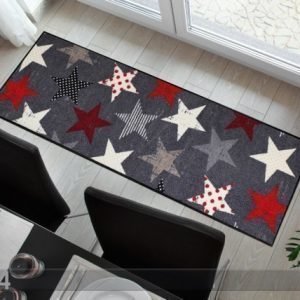 Salonloewe Matto Chicago Stars 60x180 Cm