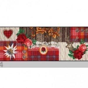 Salonloewe Matto Cottage Collage 60x180 Cm