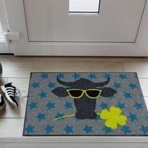 Salonloewe Matto Funky Cow 50x75 Cm