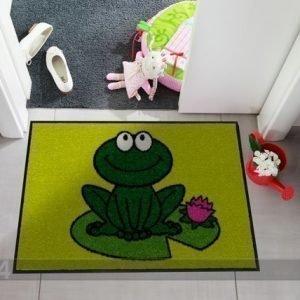 Salonloewe Matto Funky Frog 50x75 Cm