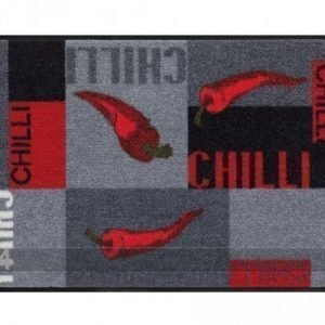 Salonloewe Matto Grey Chili 50x75 Cm