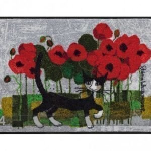 Salonloewe Matto Poppywalk 50x75 Cm
