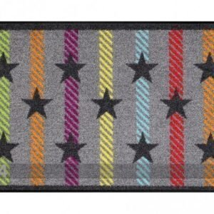 Salonloewe Matto Stars On Stripes 50x75 Cm