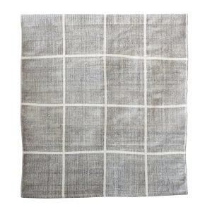 Tell Me More Square Matto Harmaa 80x150 Cm