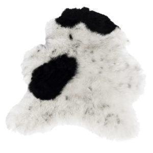 The Organic Sheep Shorthair Lampaantalja Spotted 50x100 Cm