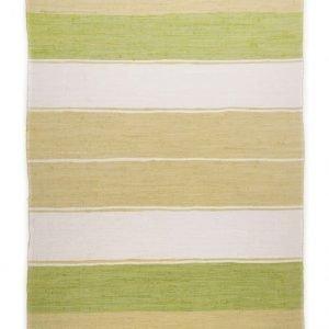 Theko Die Markenteppiche Matto Happy Stripes Vihreä