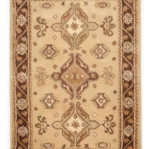 Theko Die Markenteppiche Matto Royal Kazak Beige