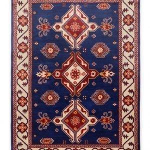 Theko Die Markenteppiche Matto Royal Kazak Sininen
