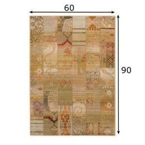 Theko Matto Gabrio Mosaik 120x180 Cm