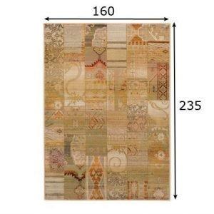 Theko Matto Gabrio Mosaik 200x285 Cm Cm