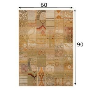Theko Matto Gabrio Mosaik 68x135 Cm
