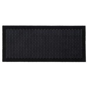 Tica Copenhagen Dot Ovimatto Musta / Harmaa 67x150 Cm