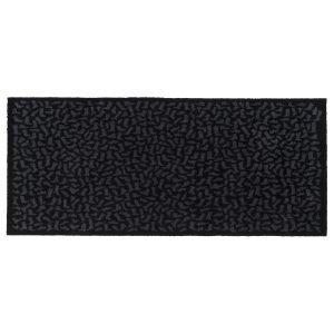 Tica Copenhagen Footwear Ovimatto Musta / Harmaa 67x150 Cm