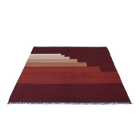 &Tradition Another Matto 170x240 cm Red Vulcano Punainen