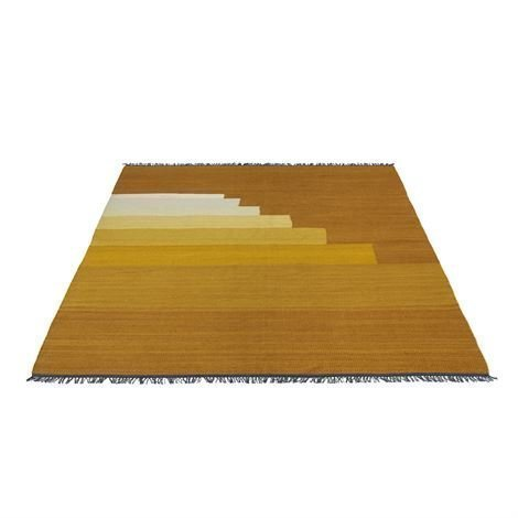 &Tradition Another Matto 170x240 cm Yellow Amber Keltainen