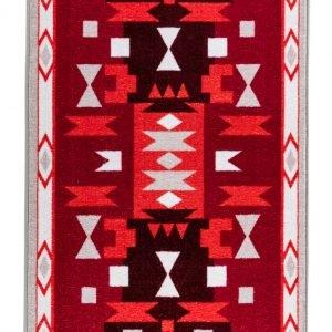 Vallila Figura Matto Red 80x230 Cm