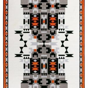 Vallila Figura Matto White 160x230 Cm