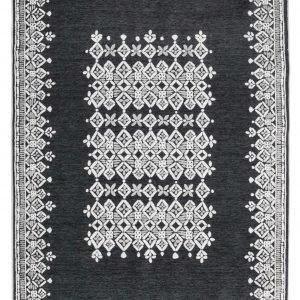 Vallila Helvi Viskoosimatto Dark Grey 140x200 Cm