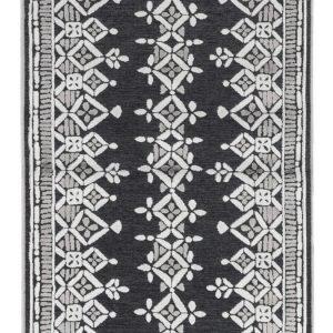 Vallila Helvi Viskoosimatto Dark Grey 68x220 Cm