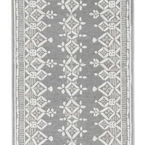 Vallila Helvi Viskoosimatto Grey 68x220 Cm