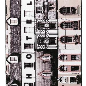 Vallila Hotel Matto Beige 133x190 Cm
