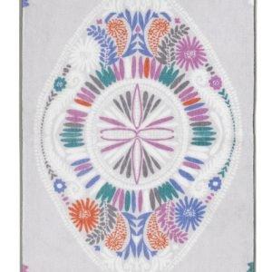 Vallila Hula Matto Pastel 80x230 Cm