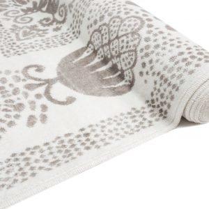 Vallila Hula Shiny Viskoosimatto White Beige 160x230 Cm