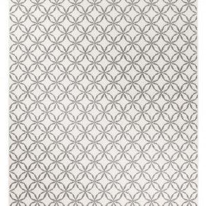 Vallila Klarinetti Matto White Grey 80x200 Cm