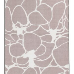 Vallila Makeba Print Matto Clay White 133x190 Cm