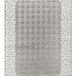 Vallila Pilar Viskoosimatto Dark Grey 68x110 Cm