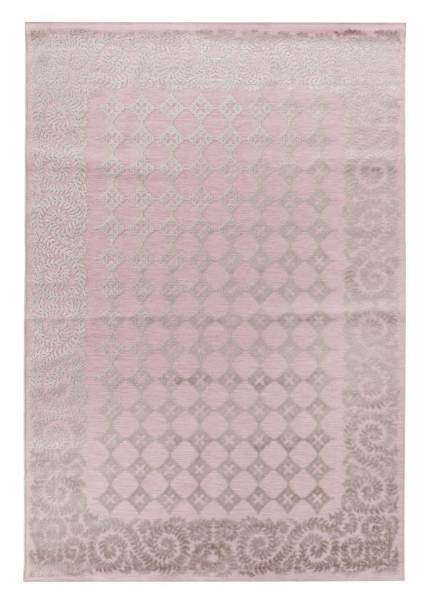 Vallila Pilar Viskoosimatto Rose 160x230 Cm
