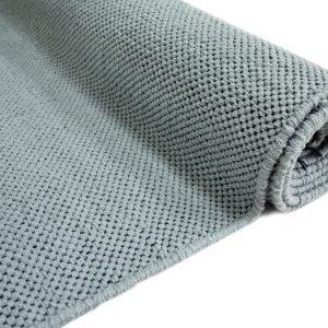 Vallila Simpele Puuvillamatto Grey 140x200 Cm