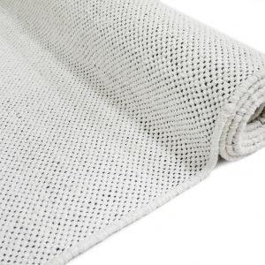 Vallila Simpele Puuvillamatto White 80x150 Cm