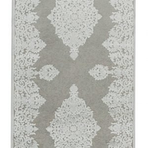 Vallila Tundra Viskoosimatto Dark Grey 67x160 Cm