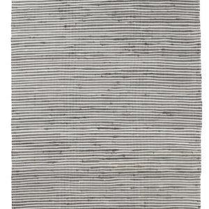 Viola Räsymatto 130x190 Cm Harmaa / Valkoinen