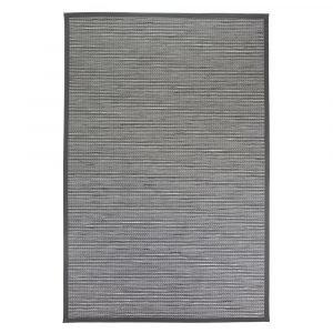 Vm-Carpet Honka Paperinarumatto Valkoinen Musta 160 Cm