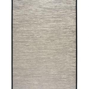 Vm-Carpet Marmori Matto Musta Valkoinen 80x150 Cm