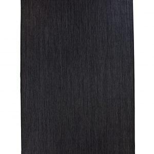 Vm-Carpet Ropina Vinyylimatto Musta 100x200 Cm