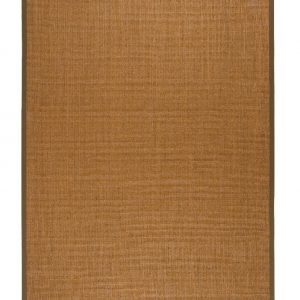 Vm-Carpet Sisal Matto Ruskea 80x250 Cm