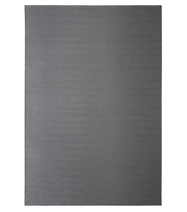 Vm-Carpet Solina Polypropeenimatto Harmaa 133x200 Cm