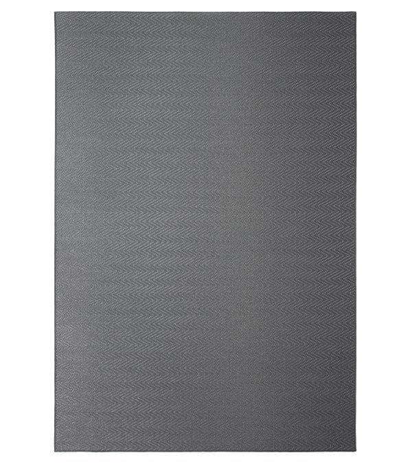 Vm-Carpet Solina Polypropeenimatto Harmaa 80x150 Cm