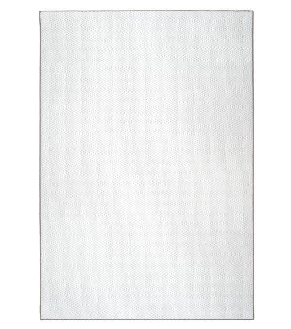 Vm-Carpet Solina Polypropeenimatto Valkoinen 160x230 Cm