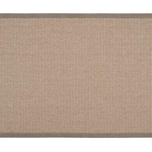 Vm-Carpet Tunturi Matto Beige 80x250 Cm